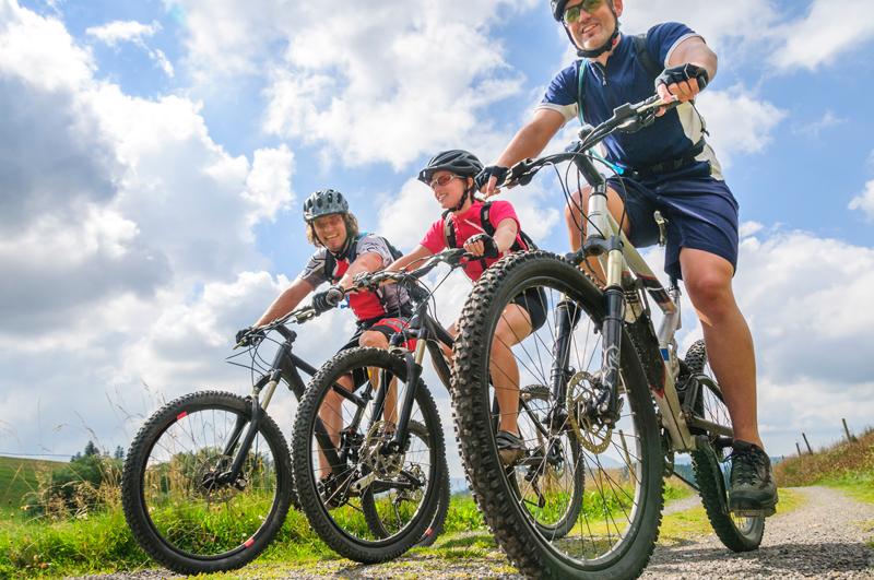 Mountainbike-Touren-nach Rothenburg ob de Tauber